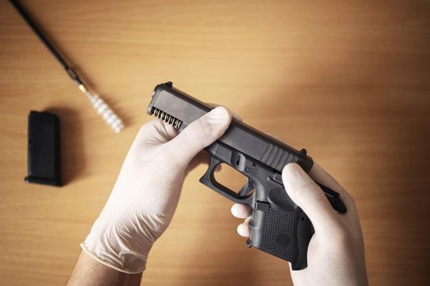 Zbrane - psychologické vyšetrenie